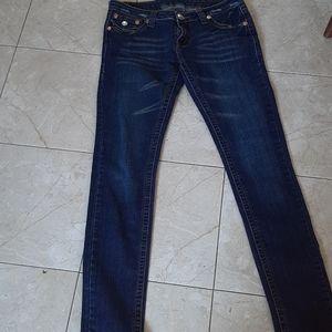True Religion Jeans inauthentic